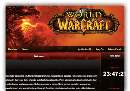 wow horde how to create guild