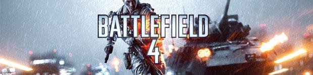 Battlefield 4 Server Monitors